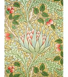 William Morris - Papel pintado para pared (The Firm)