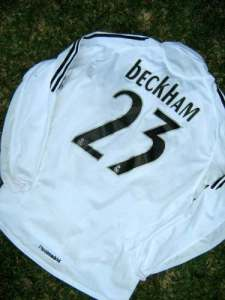 Camiseta oficial Real Madrid C.F. Temporada 2005-2006
