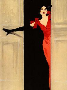 René Gruau - Ilustración de moda