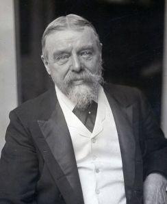 Sir Lawrence Alma-Tadema - Retrato fotográfico (1870)