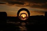 Image result for Sun Tunnels en el solsticio de verano.