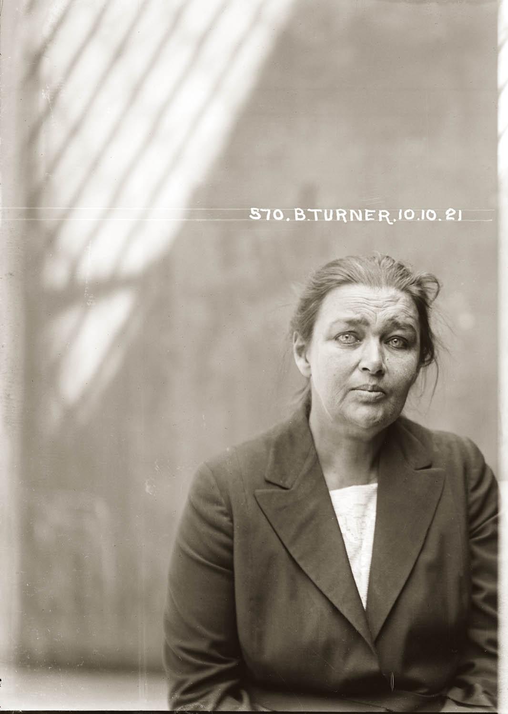 Barbara Turner 10 de octubre de 1921