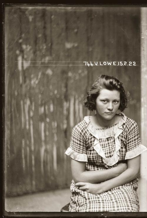 Valeria Lowe 15 febrero de 1922