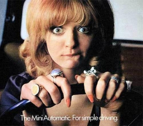 Años 60. Mini automático
