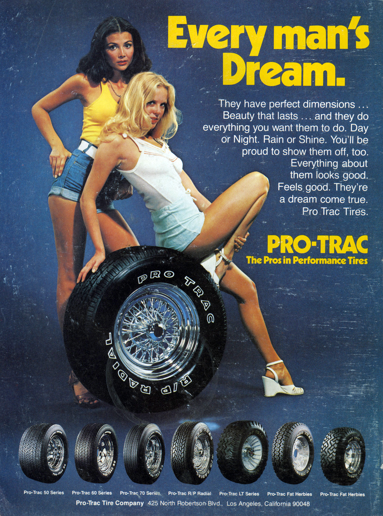 Años 80 Neumáticos Pro-Tac